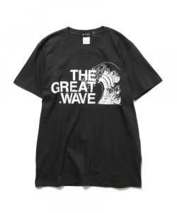 OTAS / 波~The Great Wave~ T-shirt