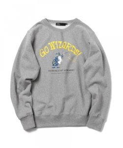 smART /  Yusuke Hanai(花井祐介) Go Wizards! Sweat Shirt