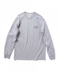 武藤修 / reincarnation Long Sleeve T-shirt