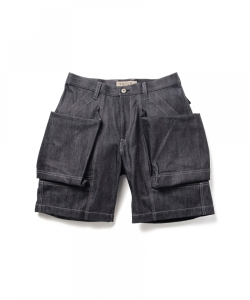 TROVE×岡部文彦 / BIG POCKET SHORTS Ver.6 (DENIM)