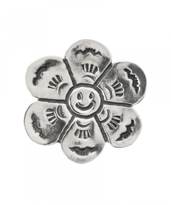 Munqa / NEWTIVE Badge Flower