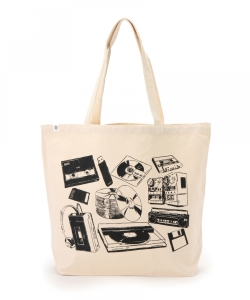 IN THE CITY / Sucker DJs Tote Bag Set ver.2