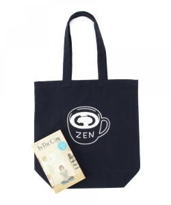 IN THE CITY / ZEN IN A PAPER CUP Tote Bag set ver.2