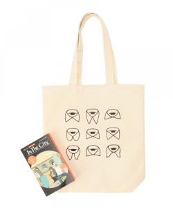 IN THE CITY / FAVORITE SHIRT Tote Bag set ver.2