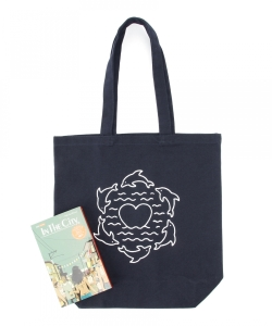 IN THE CITY / SEA OF LOVE Tote Bag set ver.2