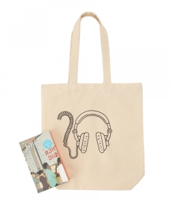 IN THE CITY / BEATS INTERNATIONAL Tote Bag set