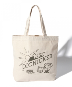 OSAMU GOODS TRIBUTE / PICNICKER Tote Bag