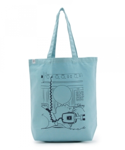ADRIAN TOMINE / Radio Sweetheart Tote Bag