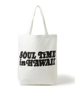 ALOHA GOT SOUL / SOULTIME in HAWAII トートバッグ