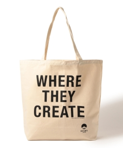 Paul Barbera / Where They Create トートバッグ