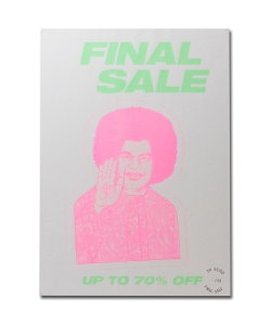 OH!BLOOD!! / FINAL SALE POSTER