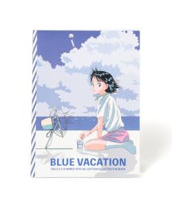tree13 / BLUE VACATION