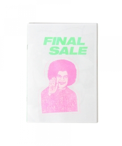 OH!BLOOD!! / FINAL SALE ZINE