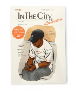 "IN THE CITY vol.11 / Special Issue ""ILLUSTRATED"""
