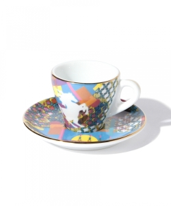 ENLIGHTENMENT (LAST CAFE) / ESPRESSO CUP & SAUCER A