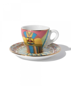 ENLIGHTENMENT (LAST CAFE) / ESPRESSO CUP & SAUCER C