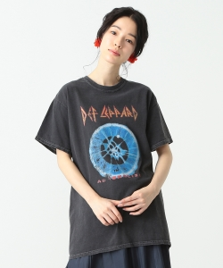 GOOD SPEED / Def Leppard Eye Tシャツ◇