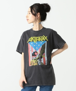 【予約】GOOD SPEED / ANTHRAX Tシャツ