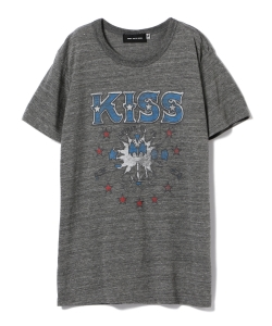 GOOD SPEED / KISS☆sprite Tシャツ◇
