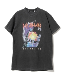 【GOOD SPEED / Def Leppard Tシャツ】