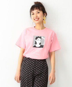 【予約】<WOMEN>FUJI ROCK FESTIVAL'17 × Ray BEAMS / KYNE Tシャツ