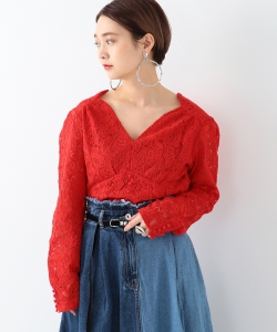 【タイムセール対象品】sister jane / Scarlet Lace Tops