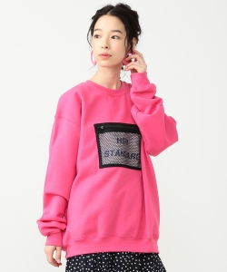 VEIL / Mesh Pocket Sweat