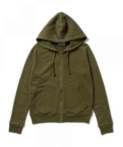 Ray BEAMS LOS ANGELES / スエット ZIP パーカ