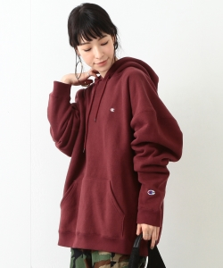 Champion × Ray BEAMS / 別注 Big Hoody◇