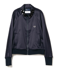 ●FRED PERRY × MUVEIL / ライントラック ジャケット