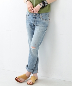△【カタログ掲載】Levi's×BEAMS / 40th別注 501(R)CT Women's