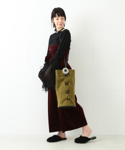 ◇IROR BRILLIANT MARKET / JACKET SLEEVE Bag