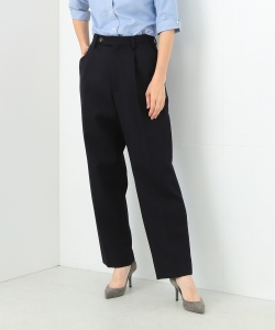 MADISONBLUE / ONE TUCK SLACKS●