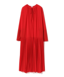 INSCRIRE / Air Jersey Pleats Dress