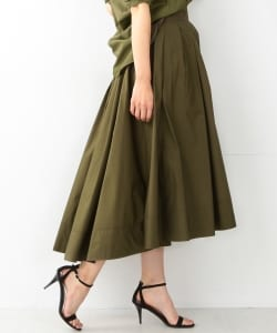 ●MADISONBLUE / TUCK VOLUME SKIRT