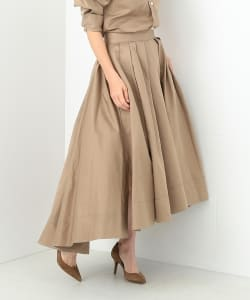 MADISONBLUE / TUCK VOLUME SKIRT●