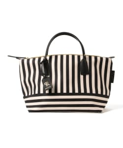 ROBERTA PIERI / STRIPES SD トートバッグ