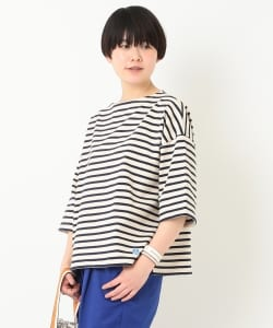 ORCIVAL / <Women's>コットン ボーダー カットソー