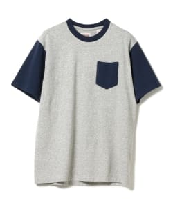 ROCKY MOUNTAIN FEATHERBED / 2トーン ポケット Tシャツ