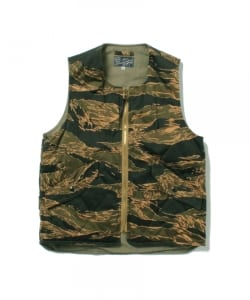 BUZZ RICKSON'S / tiger stripe vest