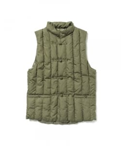 ROCKY MOUNTAIN FEATHERBED × fennica / <Women's>6Month china Down vest