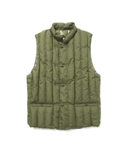 ROCKY MOUNTAIN FEATHERBED × fennica / <Men's>6Month china Down vest