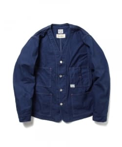 orSlow × fennica /(Men's)Railroad ジャケット