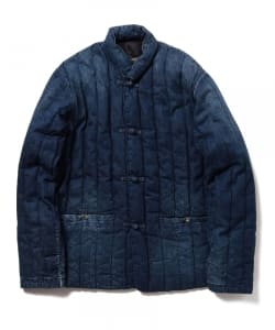 ROCKY MOUNTAIN FEATHERBED / <Men's>Denim china down jacket