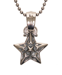 【予約】Bill Wall Leather / Star Pendant