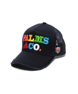 YOSHINORI KOTAKE×PALMS&CO.×BEAMS GOLF / CAP