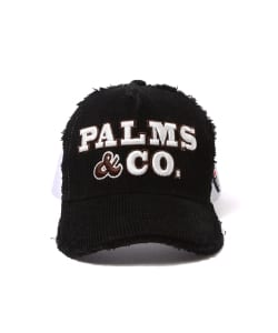 PALMS&CO.×YOSHINORI KOTAKE×BEAMS GOLF / 別注トラックキャップ 17AW