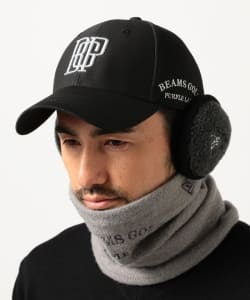 NEW ERA×BEAMS GOLF / BGP イヤー マフラー(MEN'S)