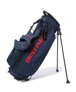 BRIEFING×BEAMS GOLF / STAND CADDIE BAG コーデュラデニム