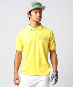"BEAMS GOLF ORANGE LABEL / ボタニカル ""PAR"